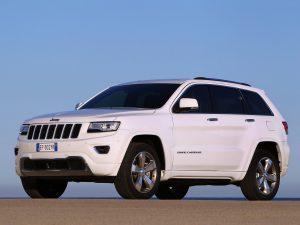2013 Jeep Grand Cherokee Overland Europe
