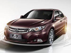 2013 Byd Auto Si Rui