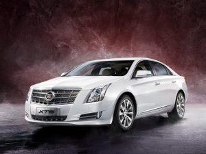 2013 Cadillac XTS China