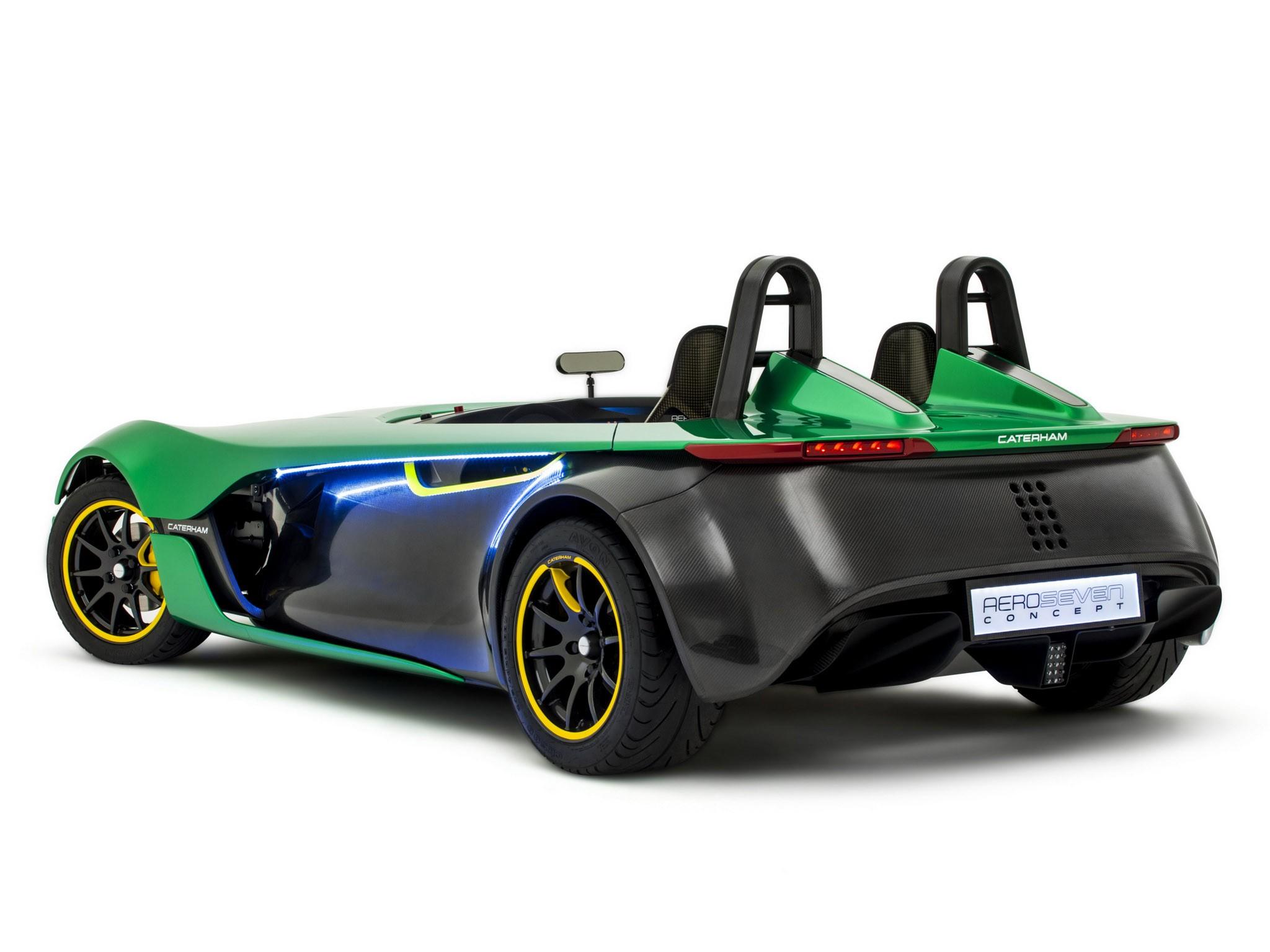 2013 Caterham Aero Seven Concept