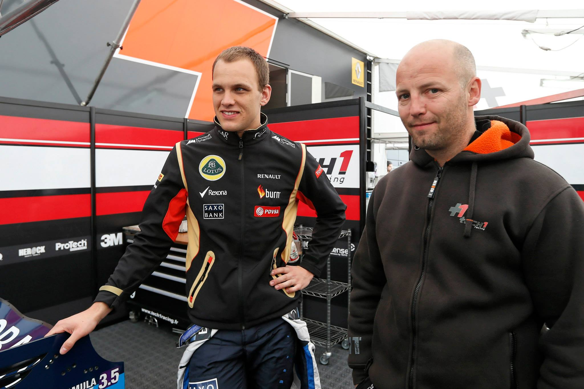 2014 Formula Renault 3.5 Series - Monza - Marcos Sorensen