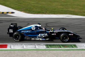 2014 Formula Renault 3.5 Series - Monza - Meindert Van Buuren