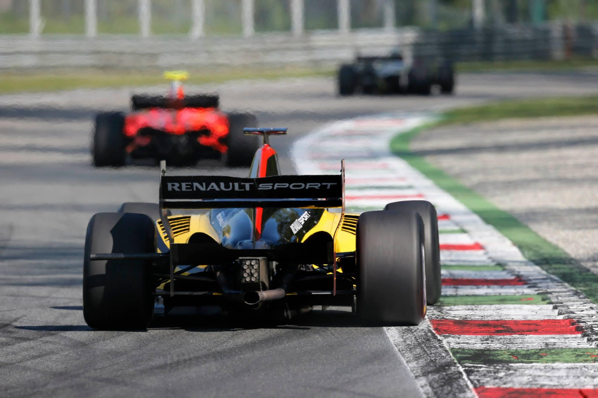 2014 Formula Renault 3.5 Series - Monza - Norman Nato
