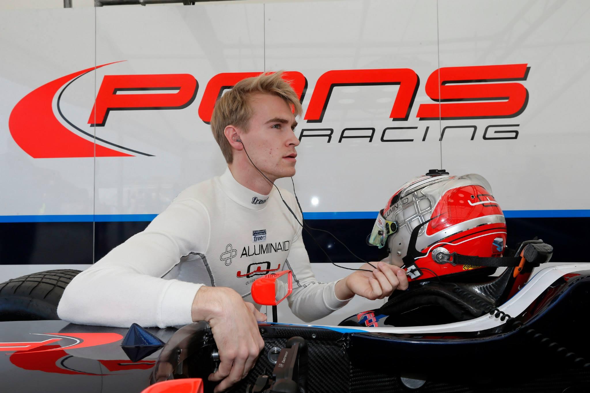 2014 Formula Renault 3.5 Series - Monza - Oliver Rowland