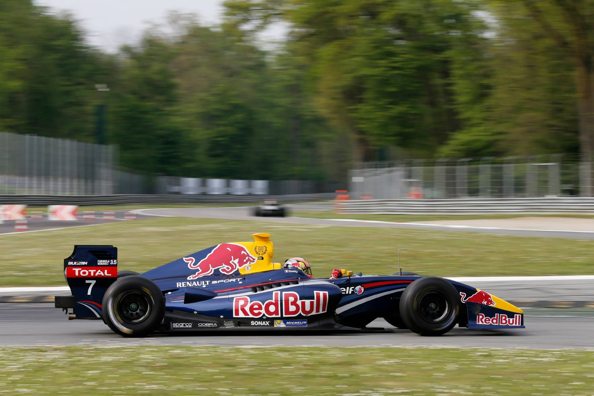 2014 Formula Renault 3.5 Series - Monza - Pierre Gasly