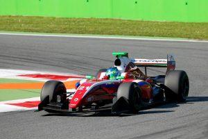 2014 Formula Renault 3.5 Series - Monza - Roman Mavlanov