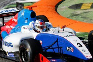 2014 Formula Renault 3.5 Series - Monza - Sergey Sirotkin