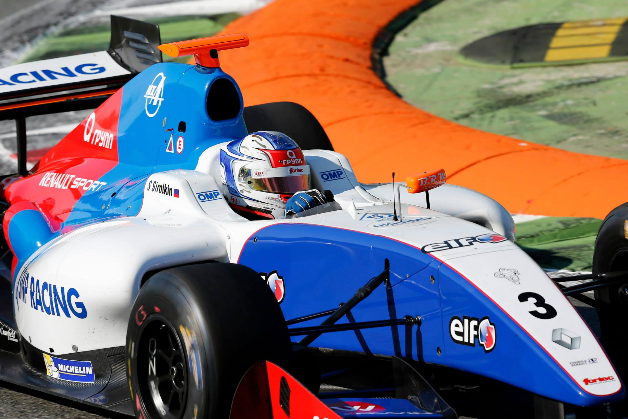 2014 Formula Renault 3.5 Series monza