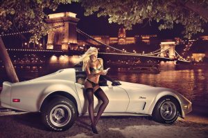 2014 Calendrier Miss Tuning Couverture