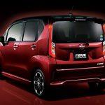 2014 Daihatsu move custom