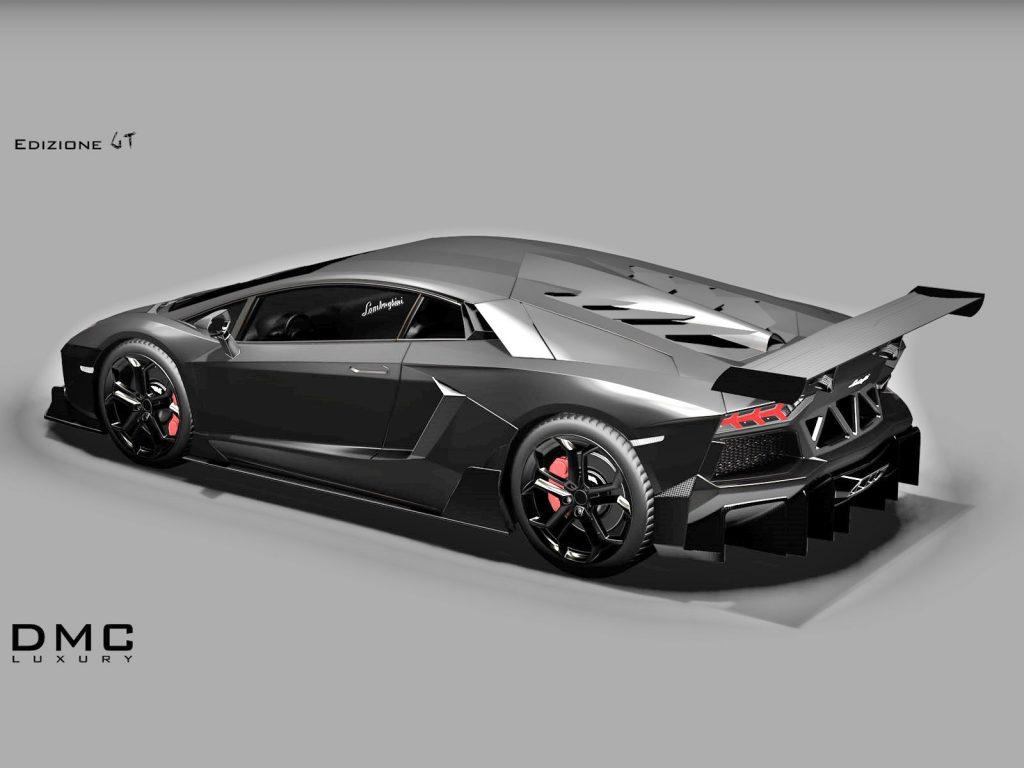 2014 DMC Design - Lamborghini Aventador LP988 Edizione GT