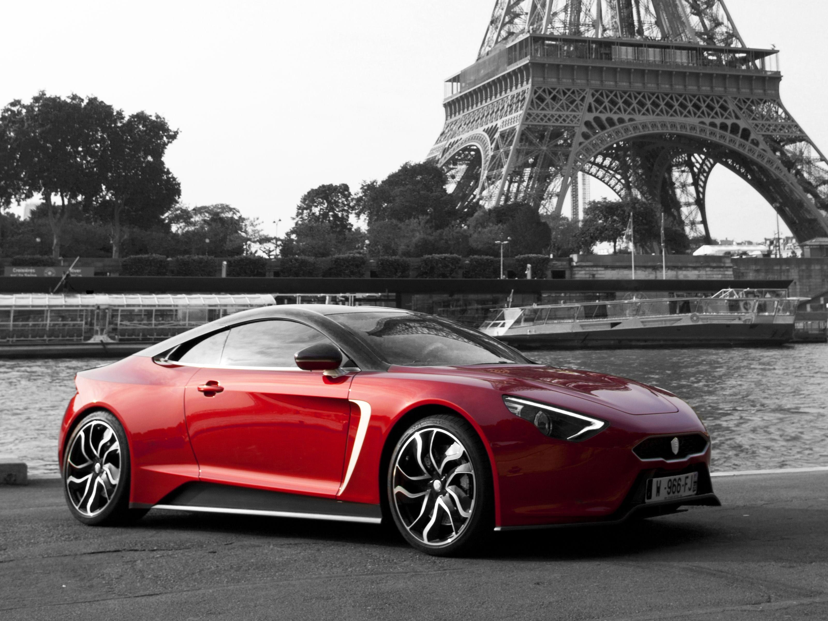 Exagon Engineering est un Constructeur Automobiles Français