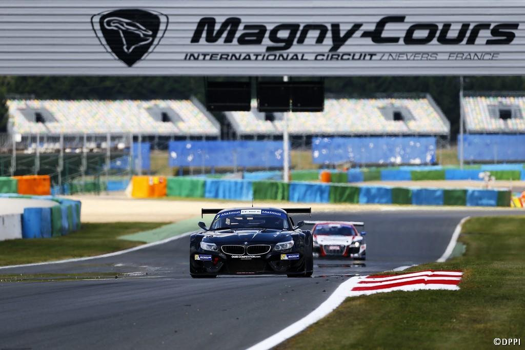 2014 GT Tour Magny-Cours Bmw Z4 GT3