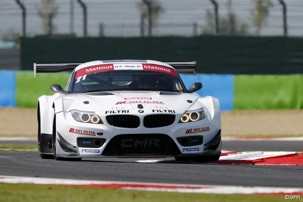 2014 GT Tour Magny-Cours Bmw Z4 GT3 N°21