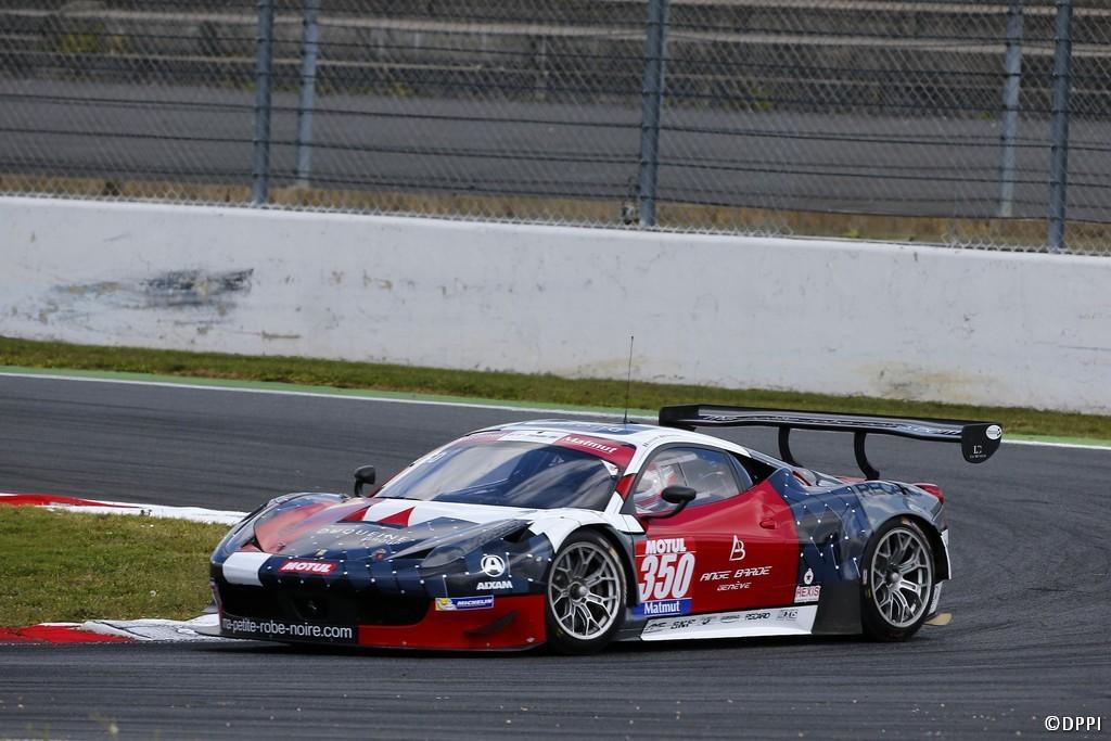 2014 GT Tour Magny-Cours Ferrari 458 Italia GT3 N°350