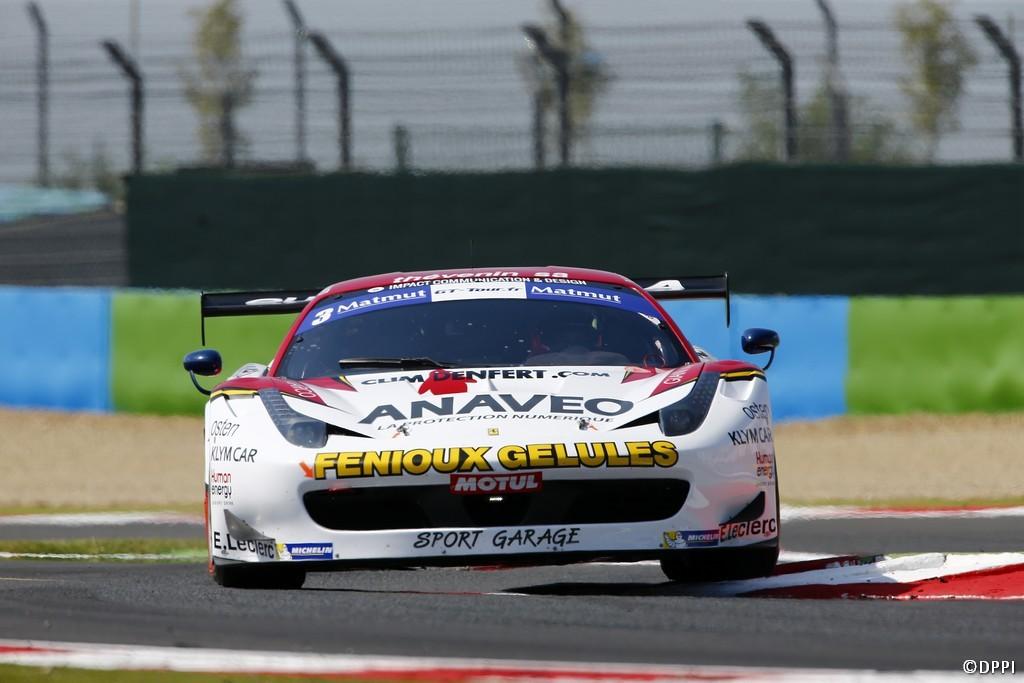 2014 GT Tour Magny-Cours Ferrari 458 Italia GT3