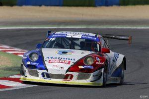 2014 GT Tour Magny-Cours Porsche 911 GT3 N°76