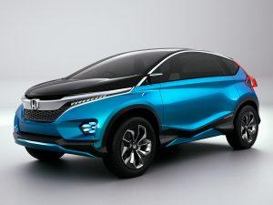 2014 Honda Vision XS-1 Concept
