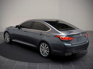 2014 Hyundai Genesis USA