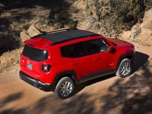 2014 Jeep Renegade Latitude