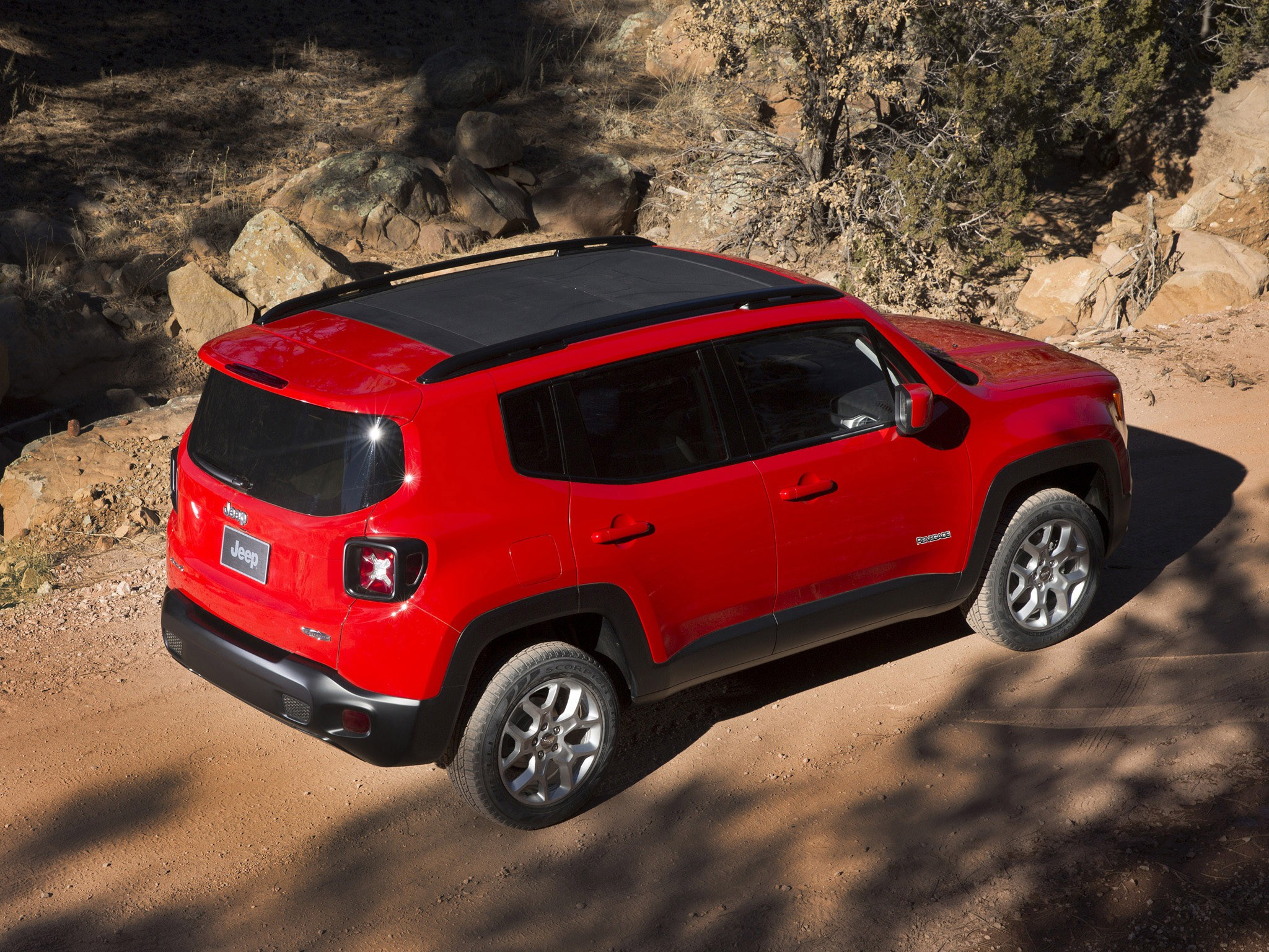 2014 Jeep Renegade Latitude