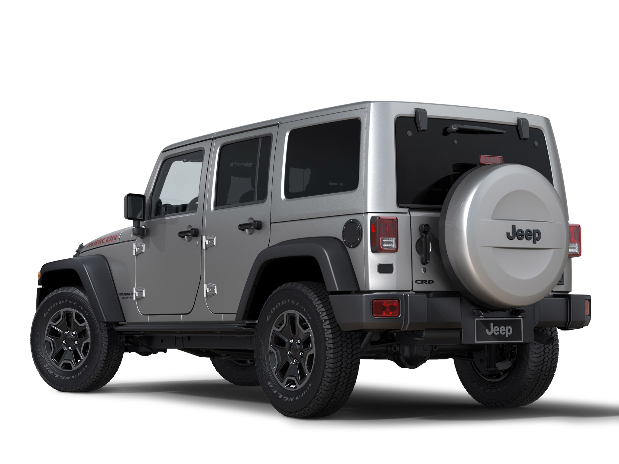 2014 Jeep Wrangler Unlimited Rubicon X Package