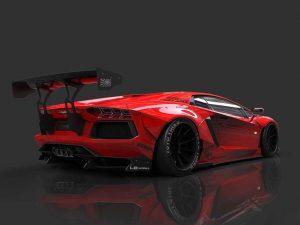 Lamborghini Aventador lp700-4 Liberty-Walk 2014