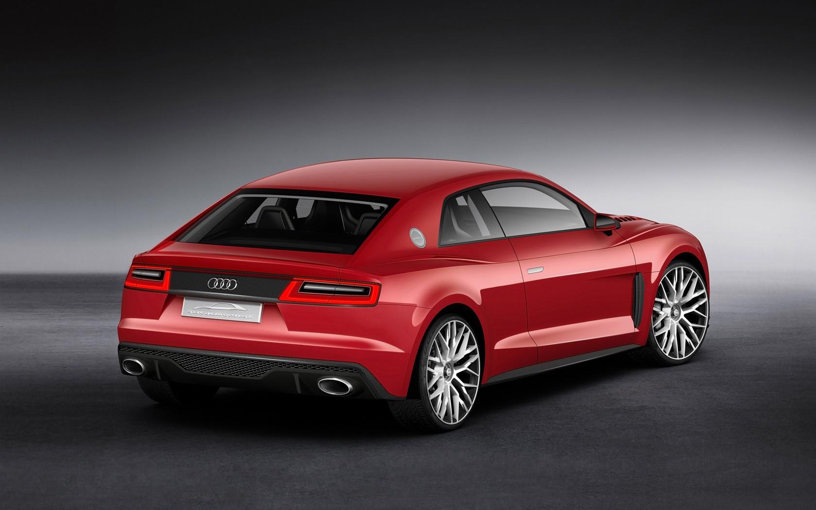 2014 Audi Sport quattro laserlight concept