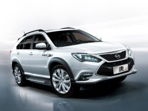 2014 Byd Auto Tang Hybride Rechargeable