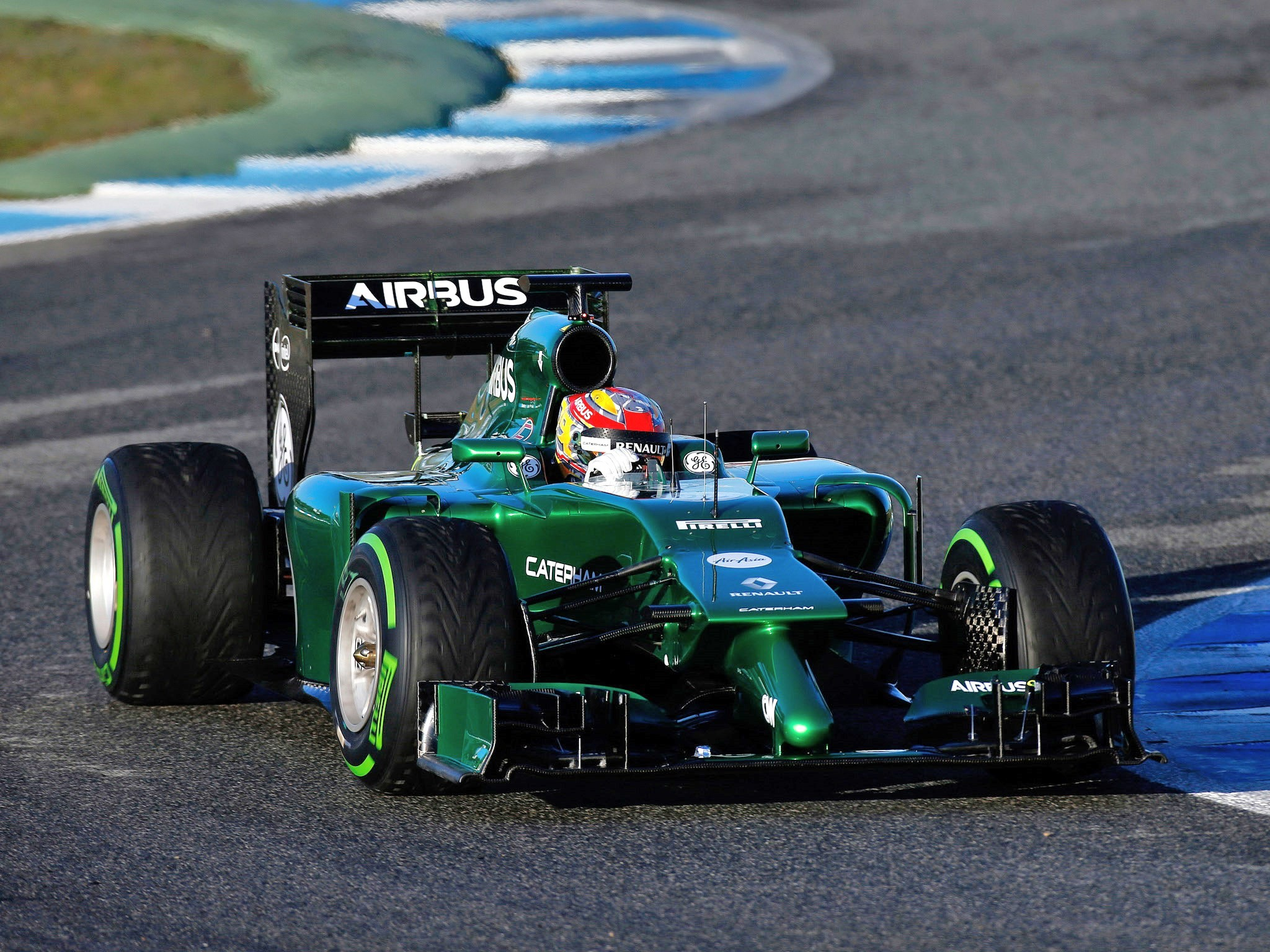 2014 Caterham F1 CT05