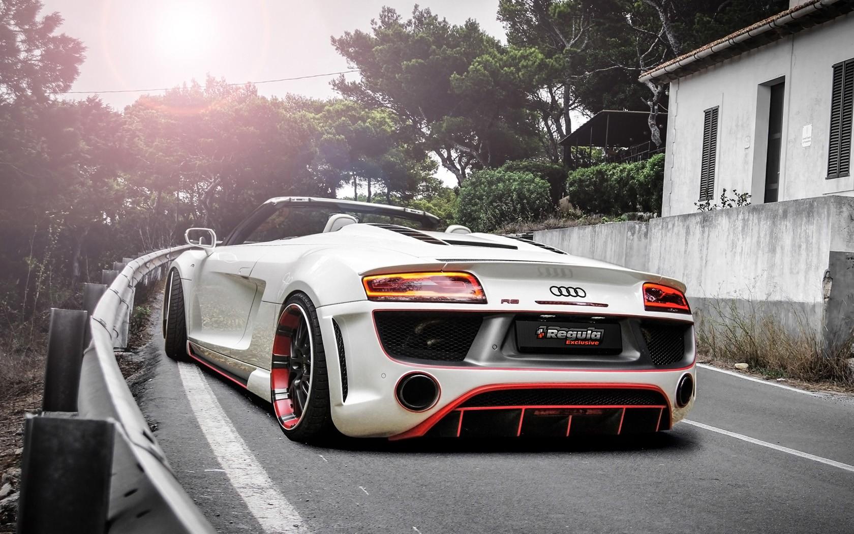 2014 Regula Tuning Audi R8 V10 Spyder
