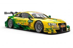 2015 Audi RS5 DTM - Mike Rockenfeller