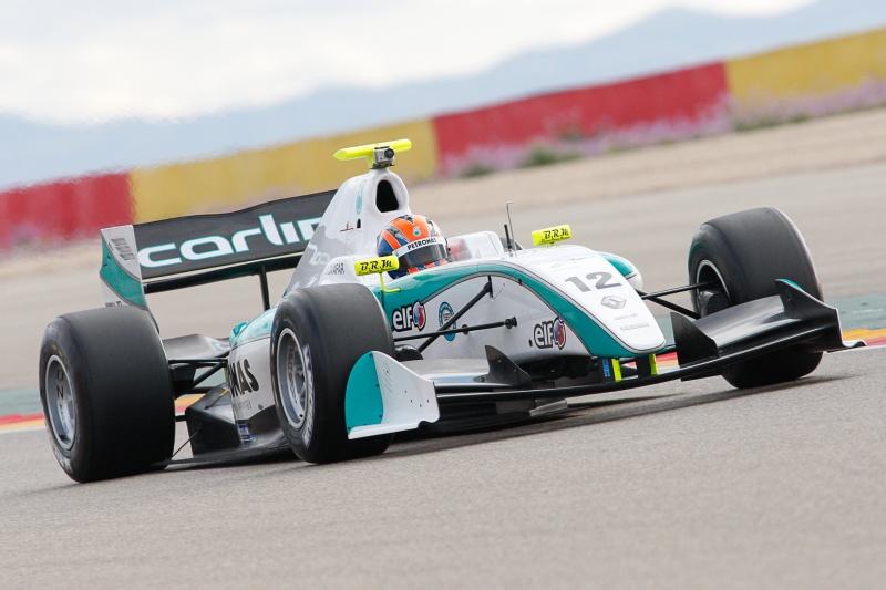 2015 Formula Renault 3.5 Series - Aragon - Aurélien Panis