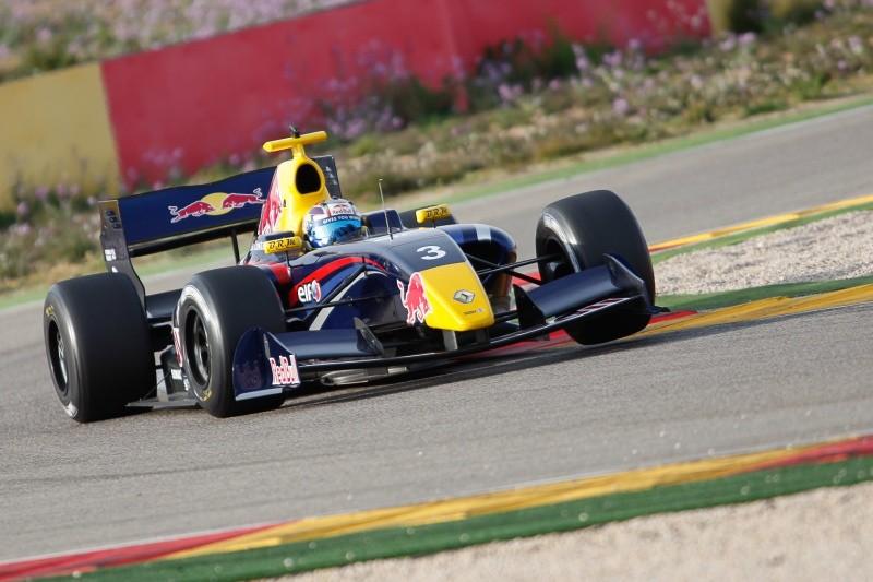 2015 Formula Renault 3.5 Series - Aragon - Nyck de Vries
