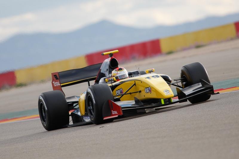 Formula Renault 3.5 Series - Aragon - Sean Gelael 2015