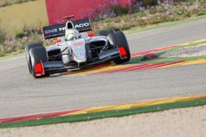 2015 Formula Renault 3.5 Series - Aragon - Yu Kanamaru