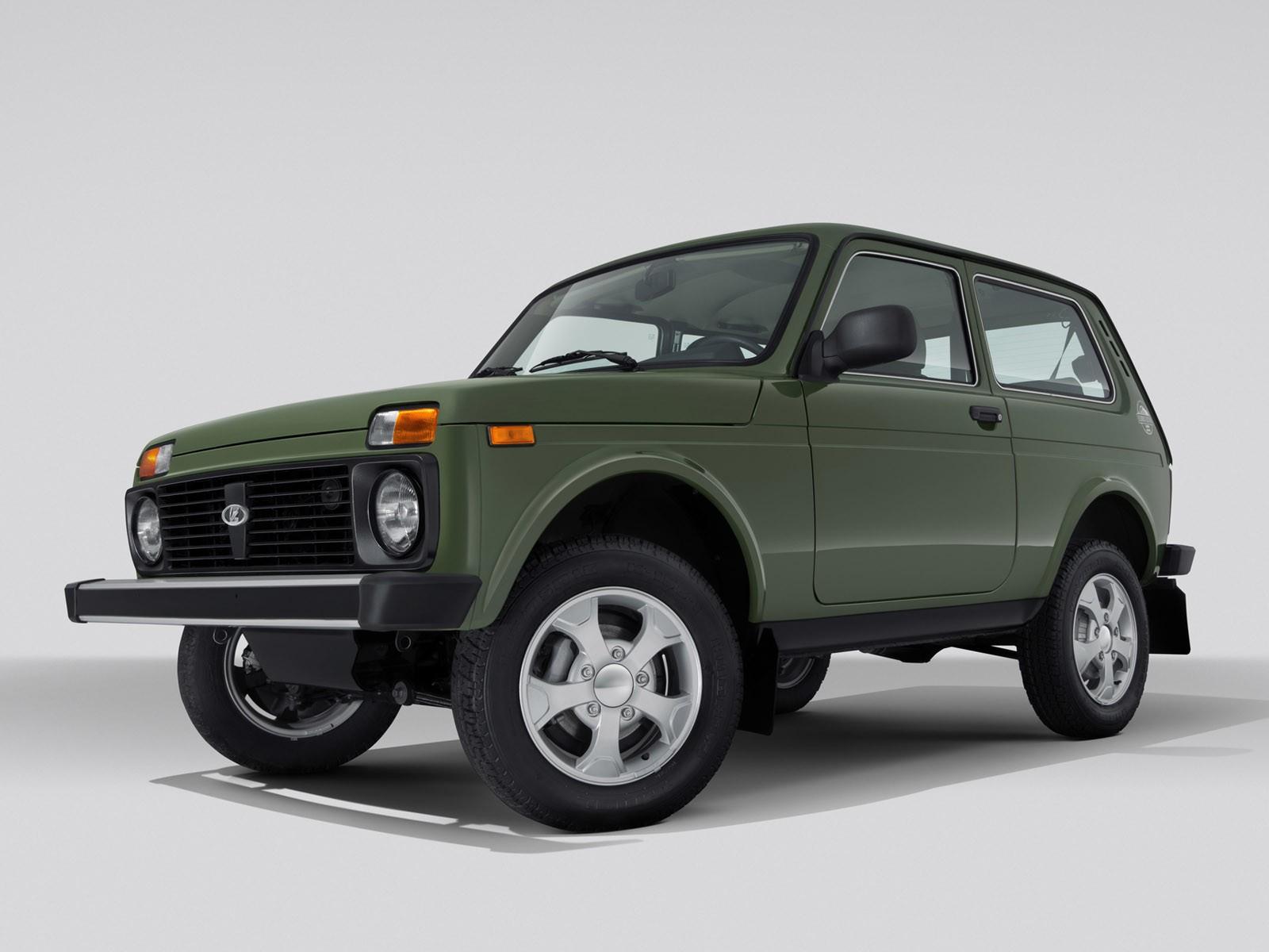 2015 Lada 4x4 Elbrus Edition 21214