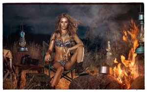 2015 Calendrier Miss Tuning Mars