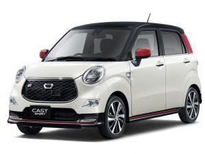 2015 Daihatsu cast sport