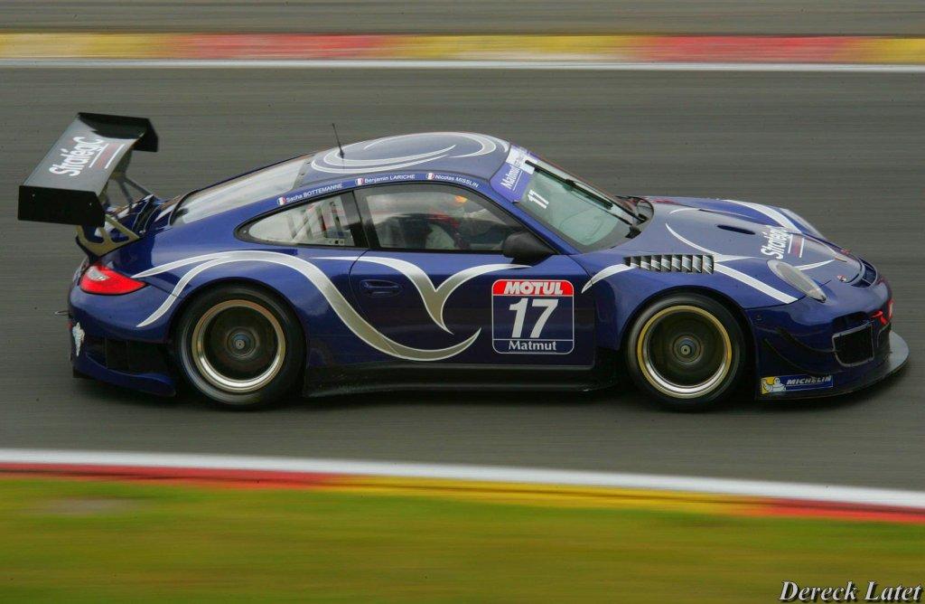 2015 FFSA GT italia Porsche 911 GT N°17