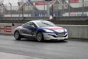 2015 GT Tour Le Mans RCZ Peugeot Sport