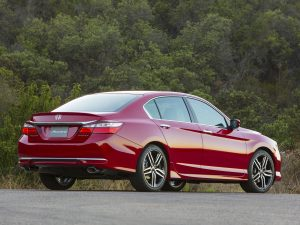2015 Honda Accord Sport USA