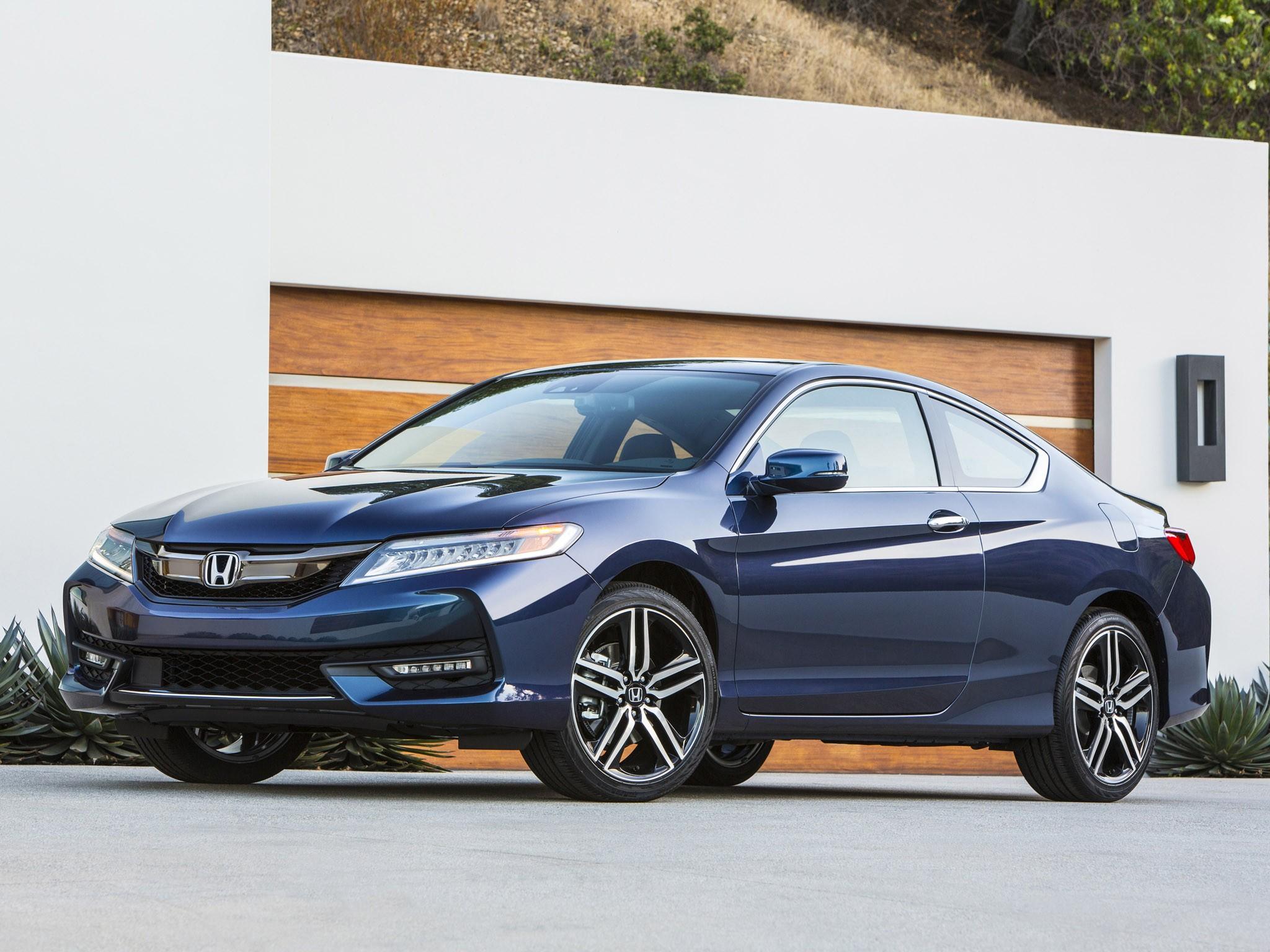 2015 Honda Accord Touring Coupe
