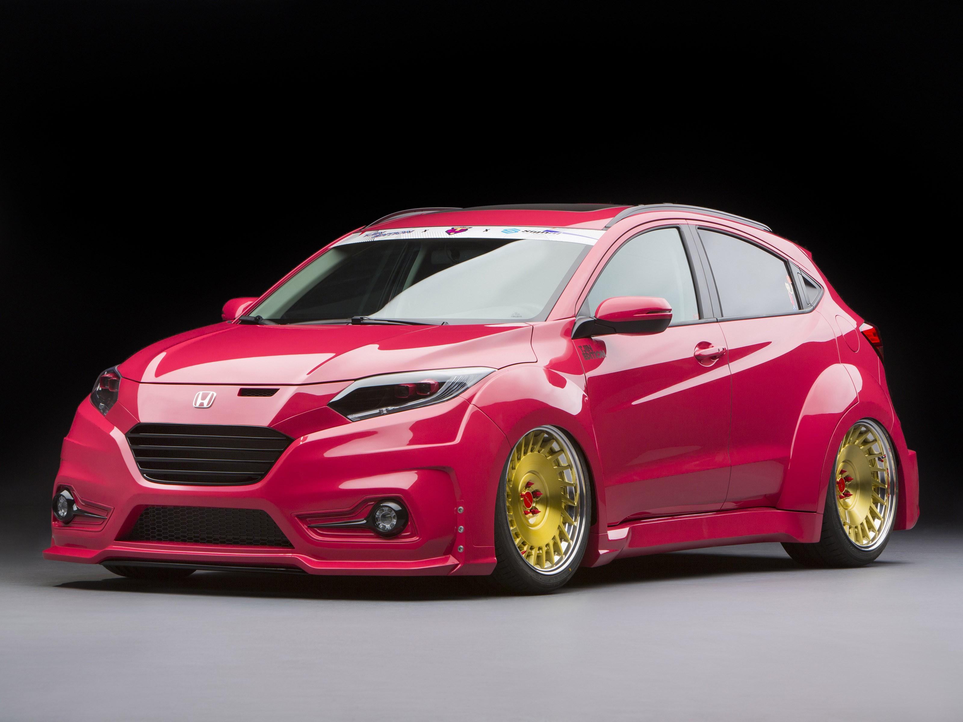 2015 Honda HR-V by Tjin Edition