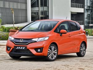 2015 Honda Jazz South Africa