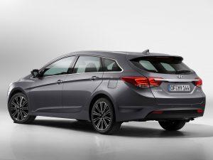 2015 Hyundai i40 Wagon