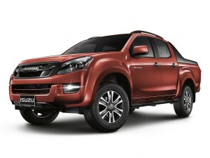 2015 Isuzu D-Max 99th Anniversary Double Cab
