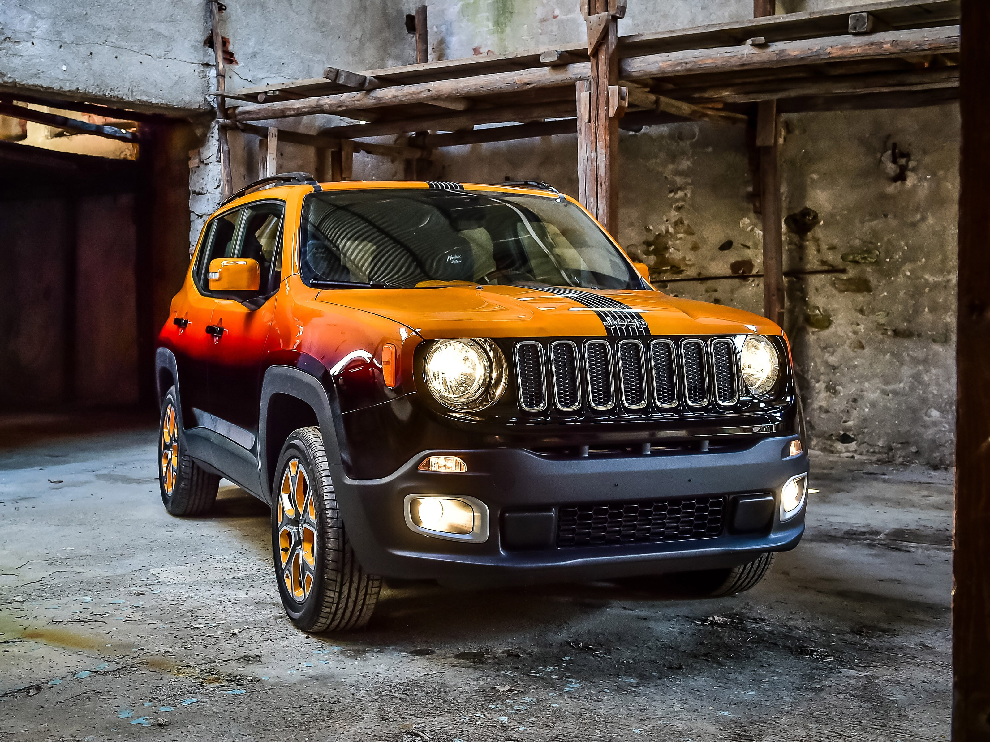 2015 Jeep Renegade Montreux Jazz Festival Showcar by Garage Italia Customs