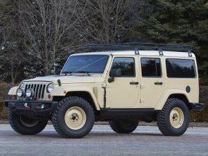 2015 Jeep Wrangler Africa Concept JK