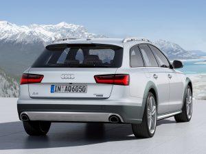 2015 Audi A6 Allroad 3.0 TDI Quattro